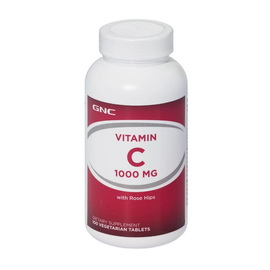 Vitamin C 1000 mg with Rose Hips (100 veg tabs)