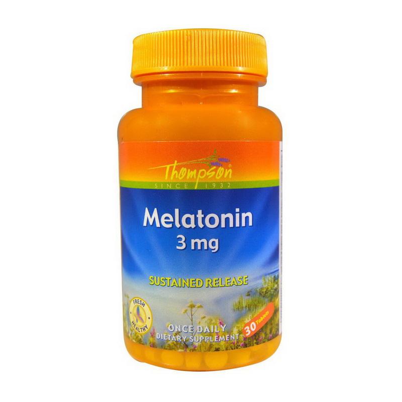 Melatonin 3 mg (30 tabs)