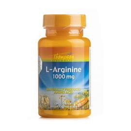 L-Arginine 1000 mg (30 tabs)