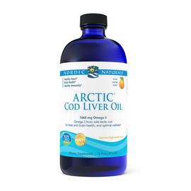 Arctic Cod Liver Oil 1060 mg Omega-3 (473 ml)