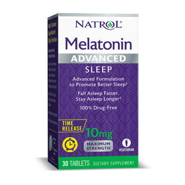 Melatonin 10 mg Advanced Time Release (30 tabs)