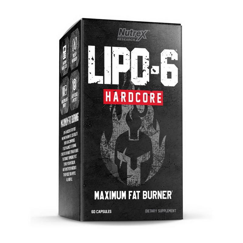 Lipo-6 Hardcore (60 caps)