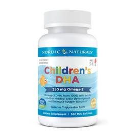 Children's DHA 250 mg Omega-3 (360 mini softgels)