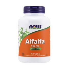 Alfalfa 650 mg (250 tabs)