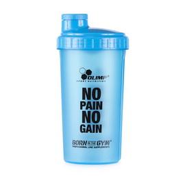 Shaker No Pain No Gain Blue (700 ml)