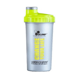 Shaker Change Your Life Silver (700 ml)