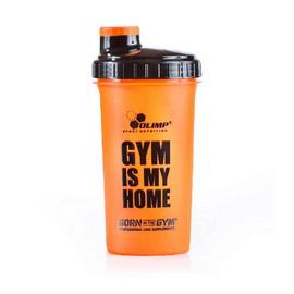 Shaker Gym Is My Home Orange (700 ml)