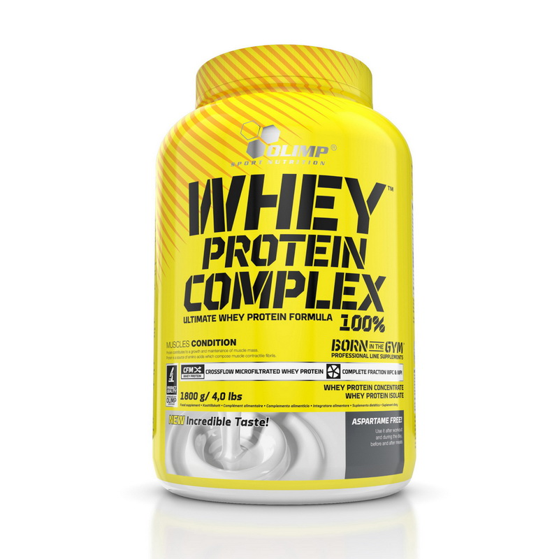 Whey Protein Complex 100% (1,8 kg)