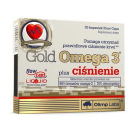 Gold Omega 3 plus Pressure (30 caps)