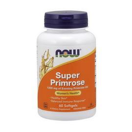 Super Primrose 1300 mg of Evening Primrose Oil (60 softgels)
