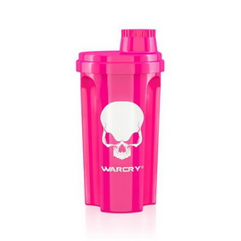 Shaker Warcry Neon Pink (700 ml)