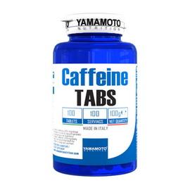 Caffeine 200 mg Tabs (100 tabs)