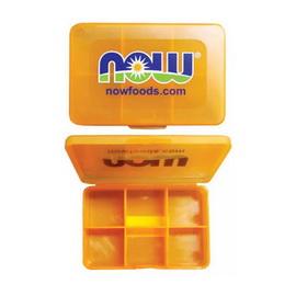 NOW Pillbox Small Orange