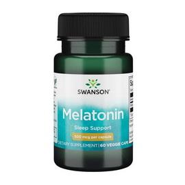 Melatonin 500 mcg (60 veg caps)