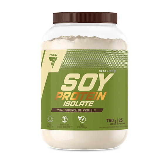 Soy Protein Isolate (750 g)