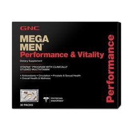 Mega Men Perfomance & Vitality (30 packs)