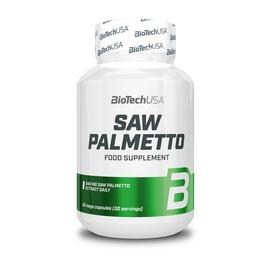 Saw Palmetto (60 mega caps)