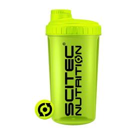 Shaker Scitec Nutrition Neon Yellow (700 ml)