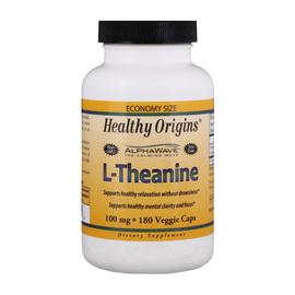 L-Theanine 100 mg (180 veg caps)