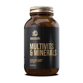 Multivits & Minerals (90 caps)