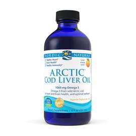 Arctic Cod Liver Oil 1060 mg Omega-3 (237 ml)
