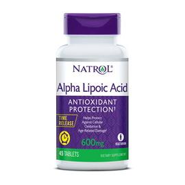 Alpha Lipoic Acid 600 mg (45 tabs)
