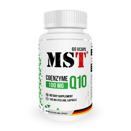 Coenzyme Q10 100 mg (60 veg caps)