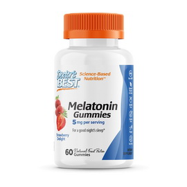 Melatonin 5 mg Gummies (60 gummies)