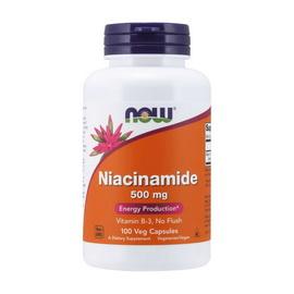 Niacinamide 500 mg (100 veg caps)