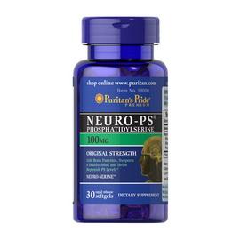 Neuro-PS Phosphatidylserine 100 mg (30 softgels)