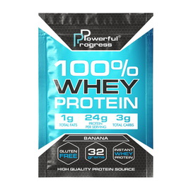 100% Whey Protein (1 x 32 g)