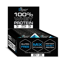 100% Whey Protein (20 x 32 g)
