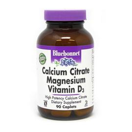 Calcium Citrate Magnesium Vitamin D3 (90 caplets)