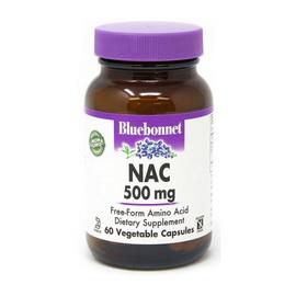 NAC 500 mg (60 veg caps)
