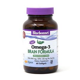 Omega-3 Brain Formula (60 softgels)