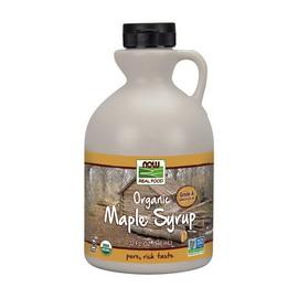Maple Syrup Organic (473 ml)