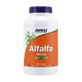 Alfalfa 650 mg (500 tabs)