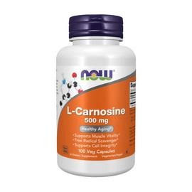 L-Carnosine 500 mg (100 veg caps)
