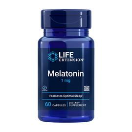 Melatonin 1 mg (60 caps)