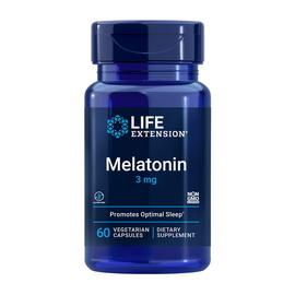 Melatonin 3 mg (60 veg caps)