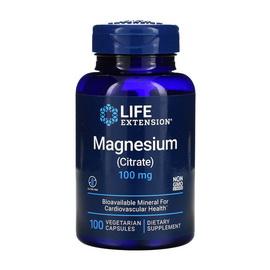 Magnesium Citrate 160 mg (100 veg caps)