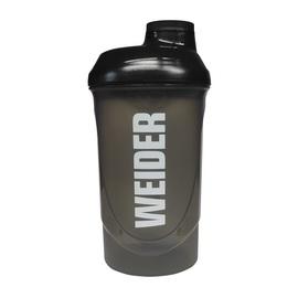 Wave Shaker Black (600 ml)