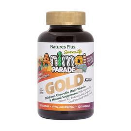 Animal Parade Gold Children's Multi-Vitamin & Mineral (120 animal-shaped tabs)