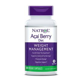 Acai Berry Diet Weight Management (60 veg caps)