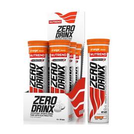 ZeroDrinx + Electrolytes (18 tabs)