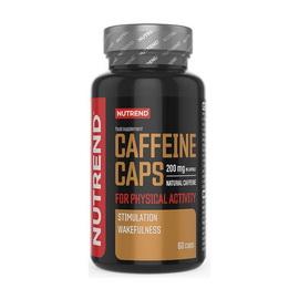Caffeine Caps 200 mg (60 caps)