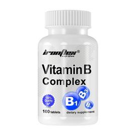Vitamin B Complex (100 tabs)