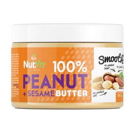 100% Peanut + Sesame Butter Smooth (500 g)