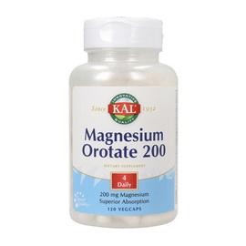 Magnesium Orotate 200 (120 veg caps)