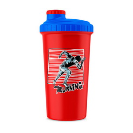 Shaker Running Red (700 ml)